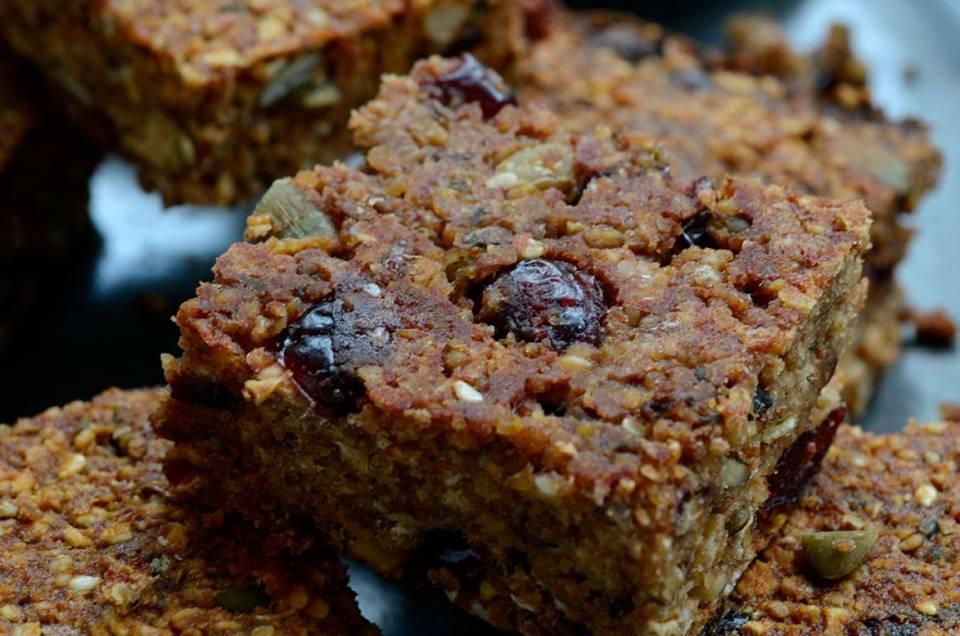 Healthy Protein Bar Recipe
