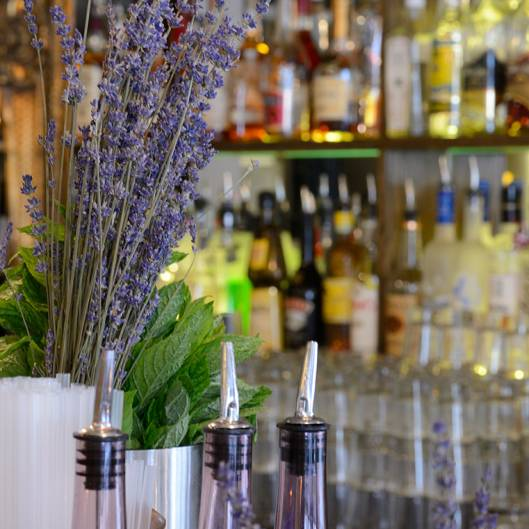 Hemingways Bar Lavender