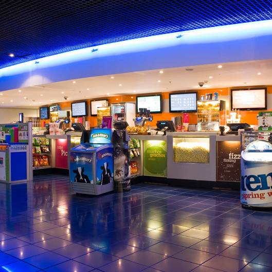 Odeon Foyer Trafford