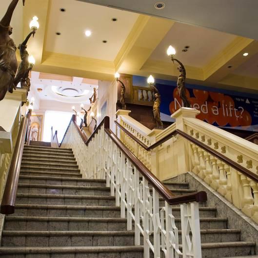 Odeon Stairway Trafford